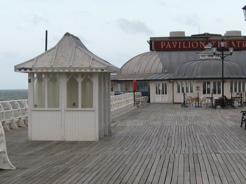 Cromer pier (4)